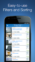 Screenshot of Ostrovok.ru – book a hotel