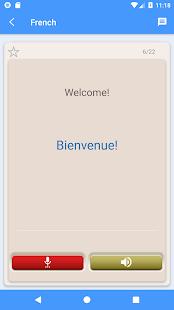 Learn French Phrases | French Translator Free screenshot 7