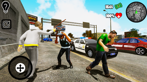 San Andreas Angry Grandpa 1.0 screenshots 1