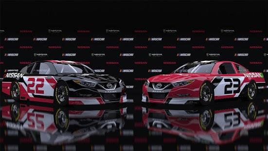 Stock Cars For NASCAR Wallpaper - náhled