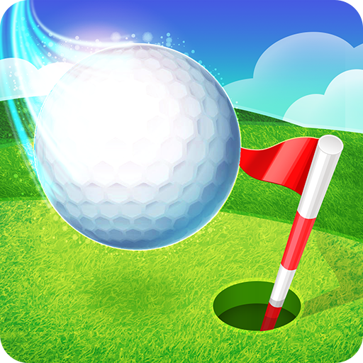Golf Hero Pixel Golf 3D