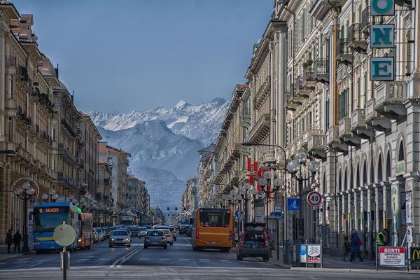 La montagna in città di vaiolet