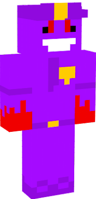 Purple Guy skin (inspired by the song