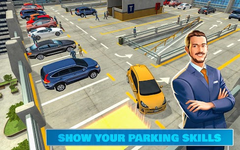Multi Level Car Parking Games App Download For Android and iPhone 9