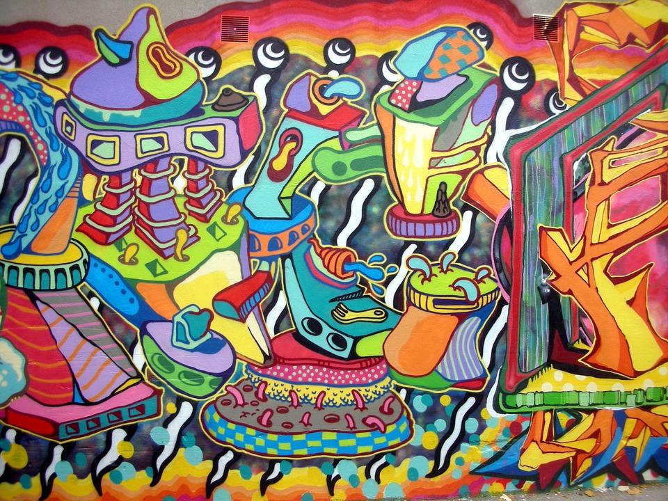 Foto gratis: Etiqueta, Arte Callejero, Mural - Imagen gratis en ...