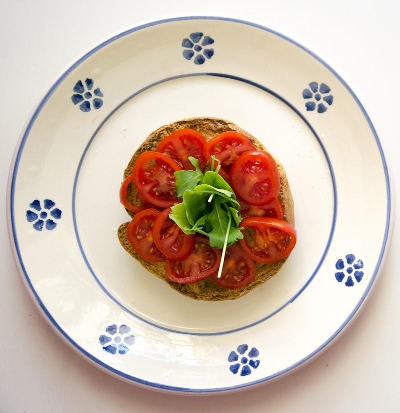 Apulian food colors di Primula Vico