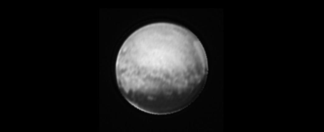 ชมภาพคู่ของดาวพลูโตและชารอน Pluto and Charon 5