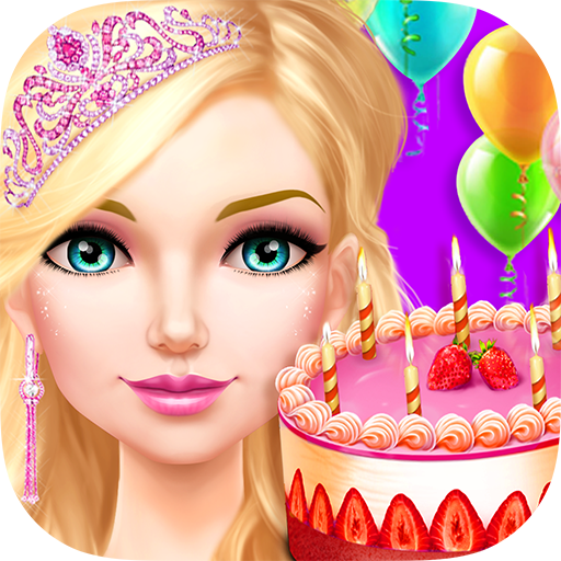 Princess Birthday Bash Salon file APK for Gaming PC/PS3/PS4 Smart TV