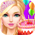 Princess Birthday Bash Salon icon