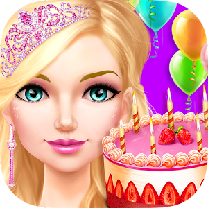 Princess Birthday Bash Salon for PC and MAC