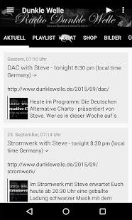 Radio Dunkle Welle - náhled