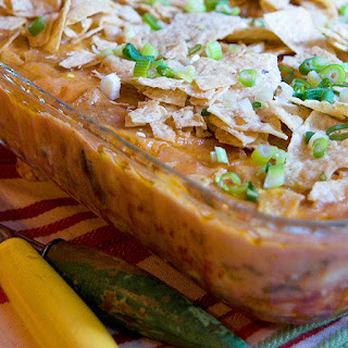 Southwest Chicken Casserole
