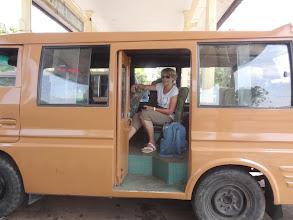Photo: 2 - BEMO pour départ KUTA à UBUD