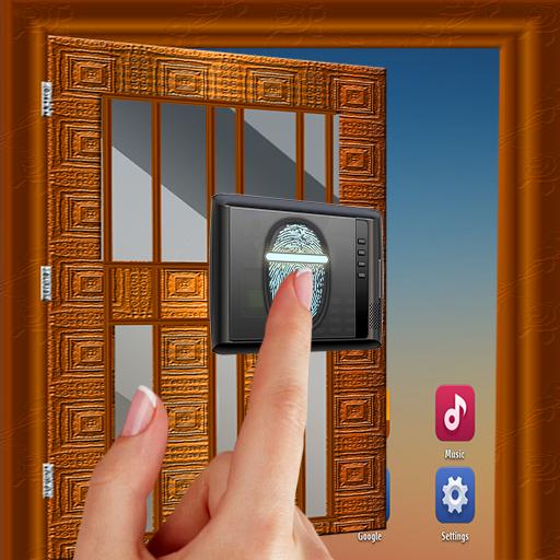 工具App|門鎖指紋惡作劇 LOGO-3C達人阿輝的APP