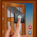 Door Lock Fingerprint Prank icon