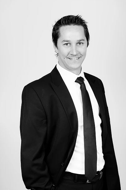 Gryphon Asset Management portfolio manager Casparus Treurnicht. Picture: SUPPLIED