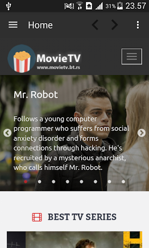 Ultimate Movie and TV Database