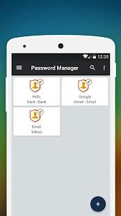 PassLocker - náhled