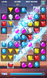 Diamond Jewel Treasure Casual APK screenshot thumbnail 7
