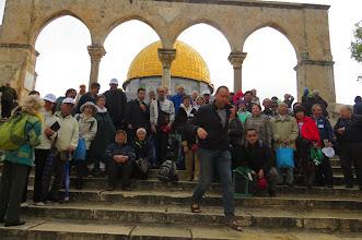 Photo: Dimancha ekskurso: Jerusalemo de 3 religioj - Omar moskeo