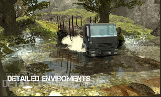 Truck Simulator : Offroad 1.2.2 screenshots 15