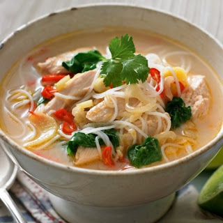 Weight Watchers Chicken Laksa