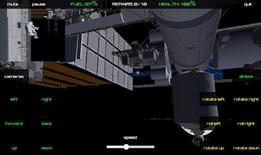 Space Shuttle MMU Simulator - Android Apps on Google Play