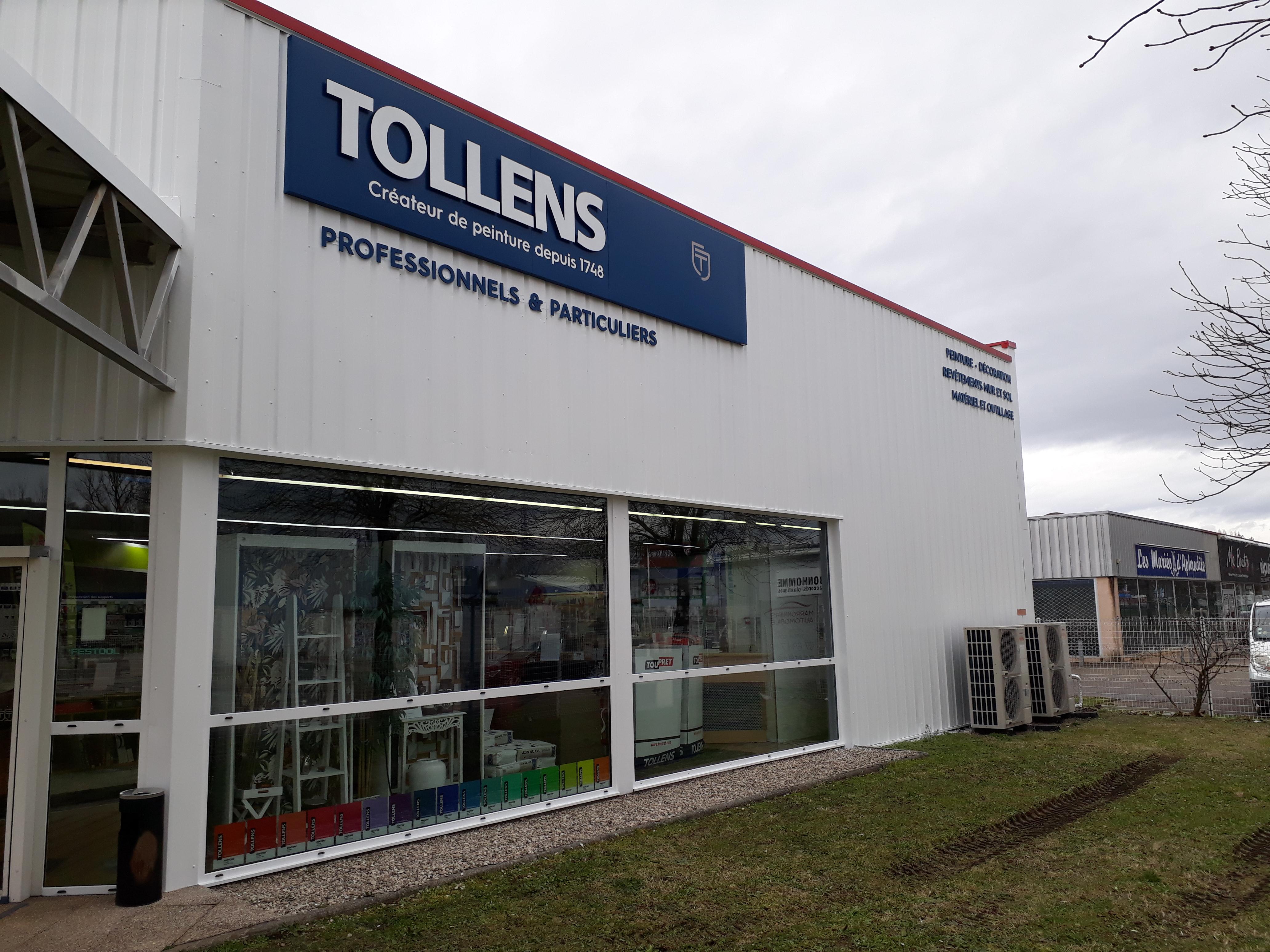 Tollens Bourgoin-Jallieu