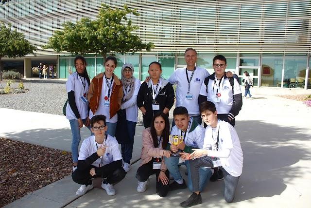 El equipo  ZeroGravity,Premio Fundación Princesa de Girona al Emprendimiento,
