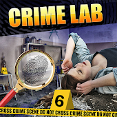 100 levels hidden objects free : Criminal Lab
