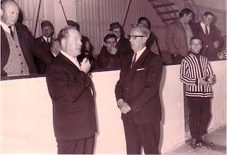 Photo: 1969: Ernst Loewen, Althaus, Schweer