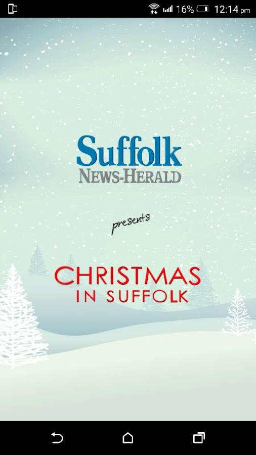 Christmas in Suffolk- screenshot
