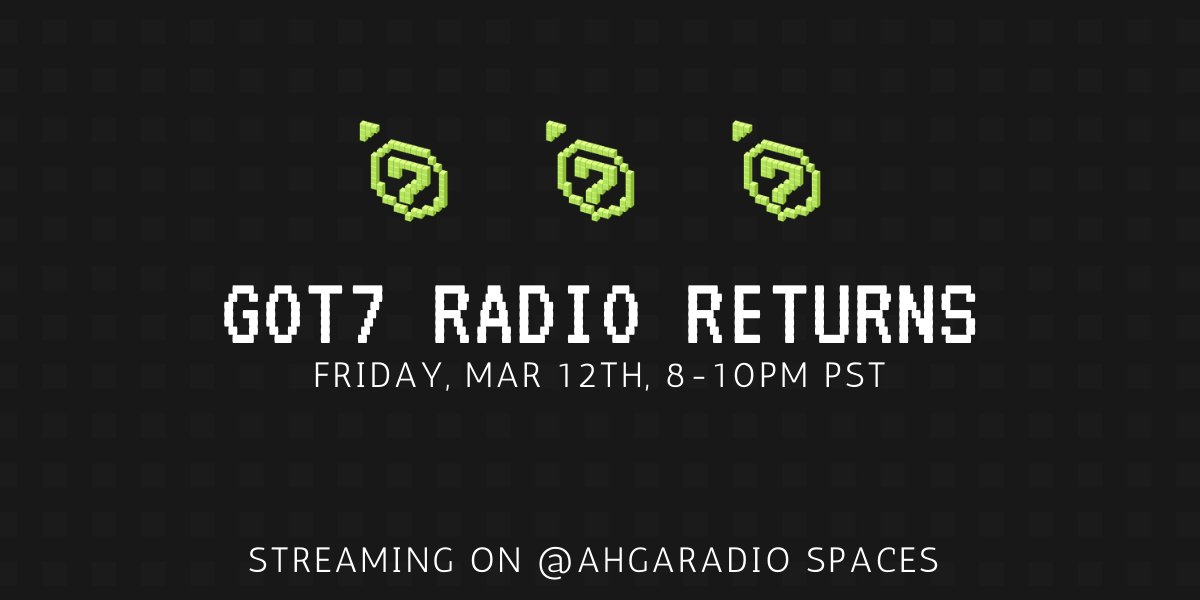 got7 radio