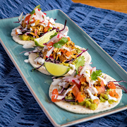 Braised Chicken Tacos (Three Each)