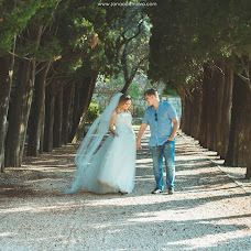 Wedding photographer Yana Adamova (JanaAdamova). Photo of 09.10.2014