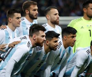 Scaloni dévoile la pré-liste de l'Argentine pour la Copa America : Matias Suarez en fait partie