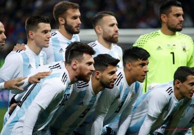 📷 L'Argentine présente son nouveau maillot pour la Copa America