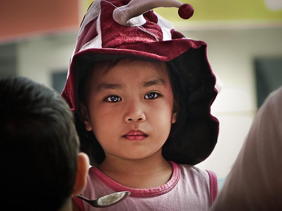Beautiful Jester by Izhar  Hj.Ishak - Babies & Children Children Candids