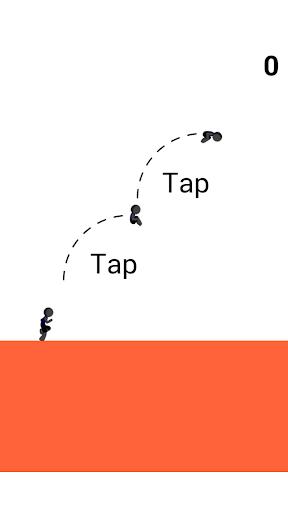 休閒必備免費app推薦|跳躍 火柴人線上免付費app下載|3C達人阿輝的APP