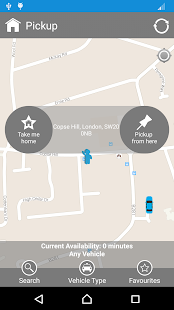 Elite Raynes Park Minicab/Taxi- screenshot thumbnail