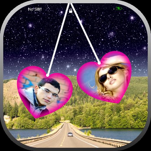We Lovers Lock Screen
