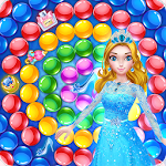 Princess Bubble Shooter Icon