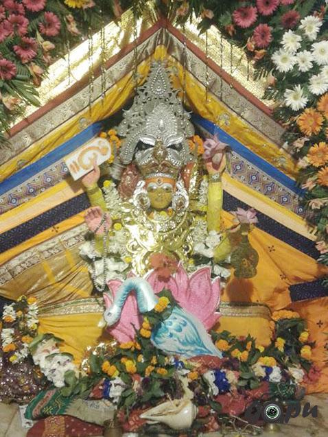 Bedamata Besha of Maa Bhadrakali