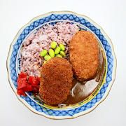 Japan Curry Croquette Meal