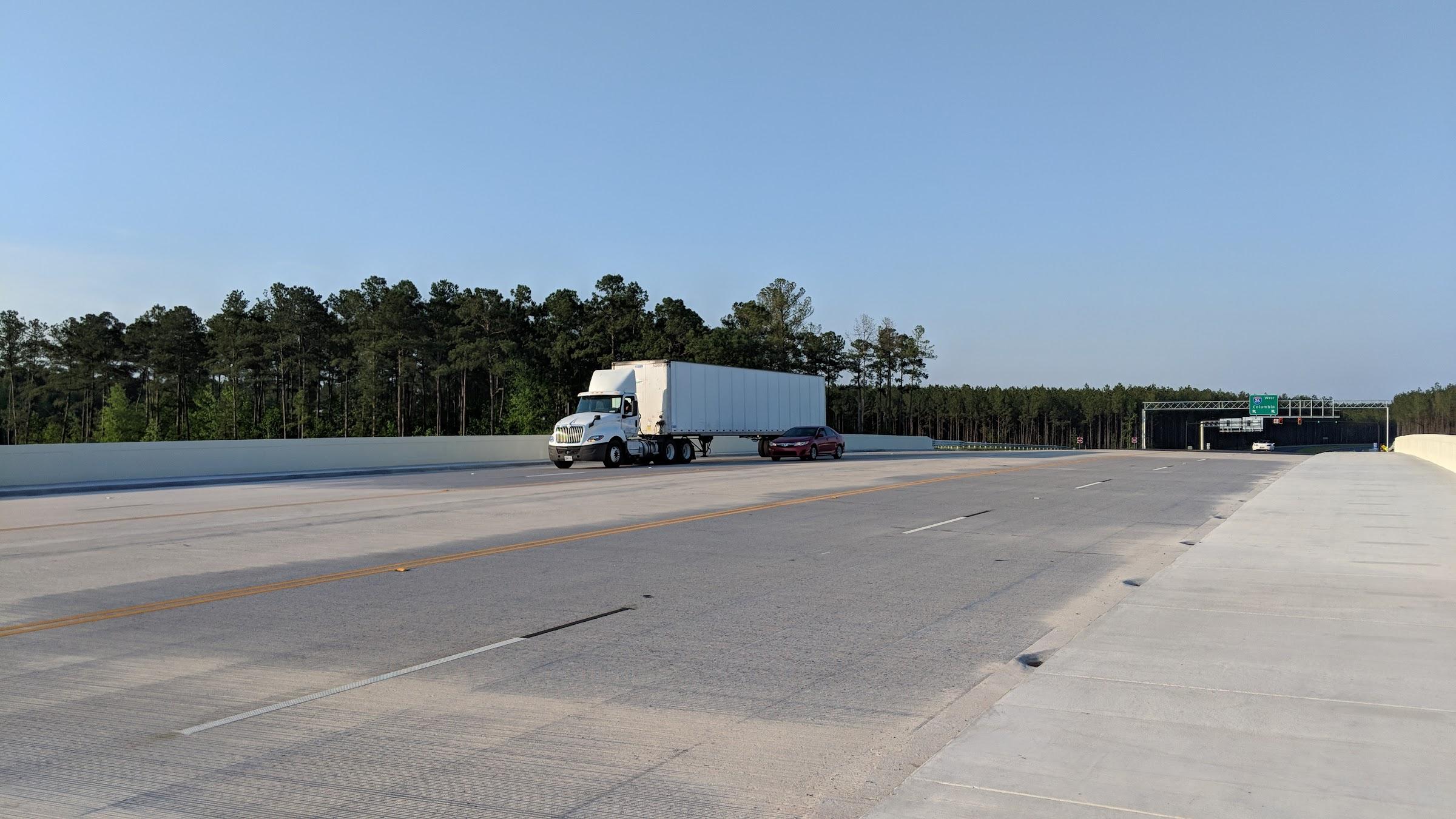 Nexton Parkway I-26 overpass