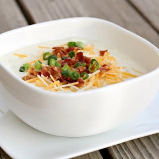 O'Charley's Baked Potato Soup.