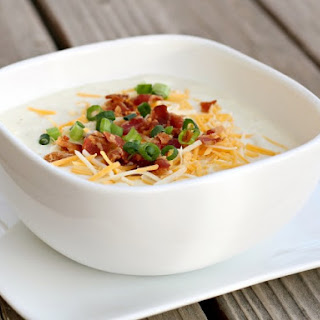 O'Charley's Baked Potato Soup.