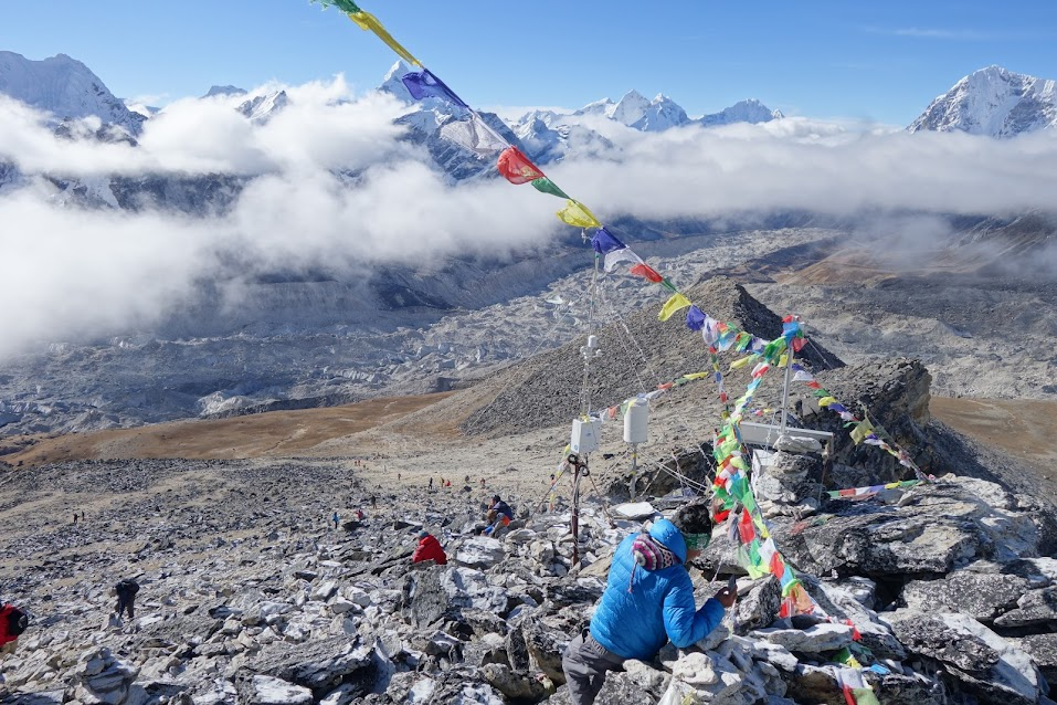 Трек к Эвересту 2016