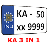 KA 3 in 1-Karnataka RTO Vehicle details