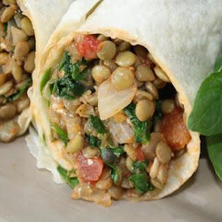 Spinach Burrito Recipes